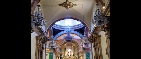 Las luces del Real Sitio en el virreinato de la Nueva España