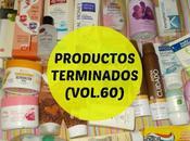 Productos Terminados (Vol.60)