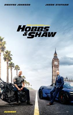 Fast and Furious : Hobbs and Shaw Crítica. Blockbuster de verano correcto