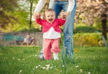 5 Formas seguras de ayudar a su bebé a aprender a caminar