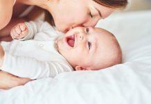 La infección por herpes en un recién nacido