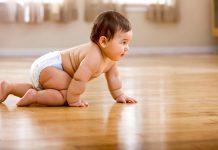 ¿Cuándo mi bebé caminará solo?