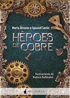 Reseña #352 - Héroes de cobre