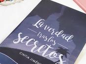 Reseña: verdad tras secretos Cintia Jiménez (SORTEO!)