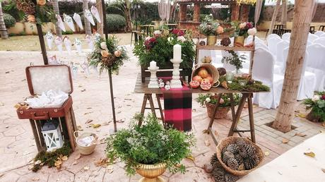Boda Invernal en Jardines de Azahar (Rioja, Almería)