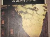 agente secreto, Joseph Conrad