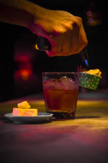 Ladina te enseña a preparar tus propios cocteles