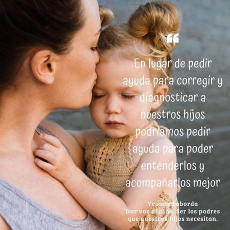 Dar voz al niño