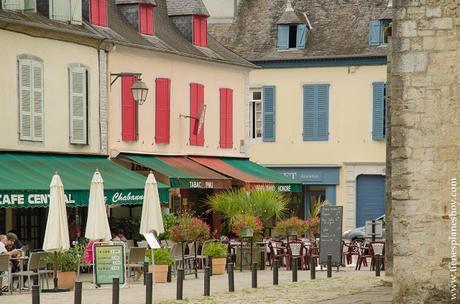 Pueblos pirineo francés encanto Oloron viaje