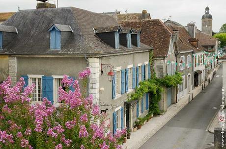 Navarrenx pueblos mas bonitos Francia Pirineo francés que ver