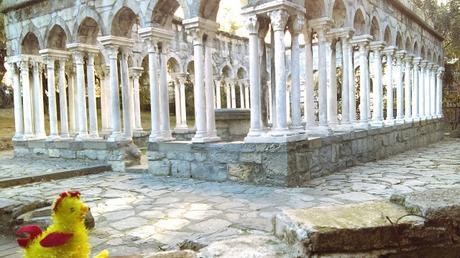 Viajar libros (15): Génova y alrededores