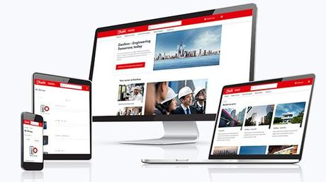 Una nueva experiencia digital en Danfoss.mx