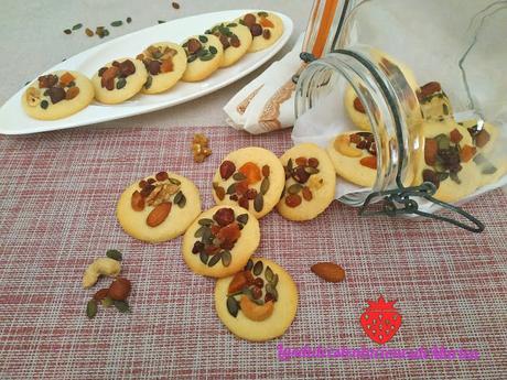 Galletas con Frutos Secos