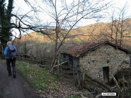 Piñeres-Fresnaza-La Vega L.lago-Pineo