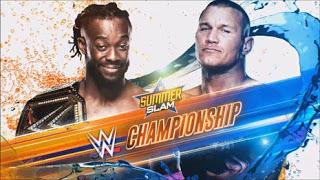 Resultados Summerslam 2019 WWE