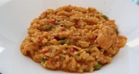 Cómo se hace en Mambo la receta de arroz