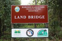 Subiendo al Land Bridge