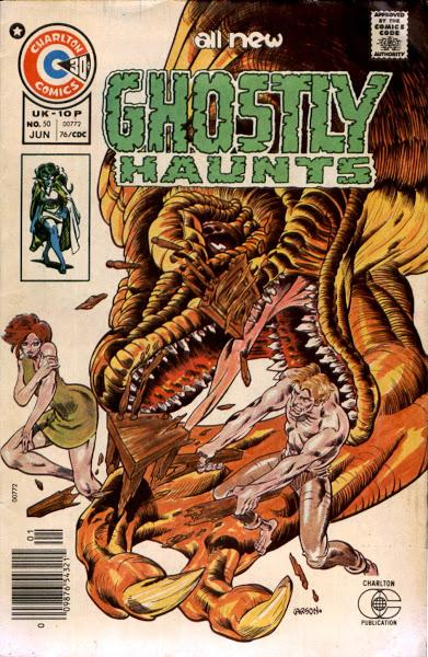 Los mundos prehistóricos de Joe Gill