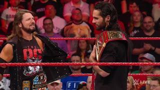 Resultados WWE  RAW 2019 lunes 12 agosto regresa Sasha Banks