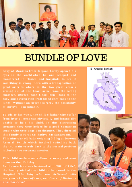 In Continued Love and Service- HER HEART BEAT, July 2019 Edition