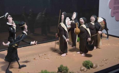 Teresa de Jesús, entre las grandes mujeres de la Plastihistoria