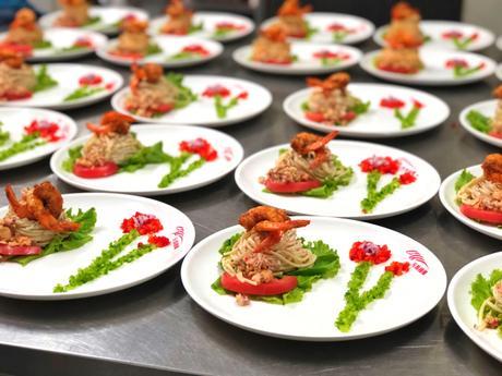 Festival de la cocina dominicana en China – Décimo-octava y última cena