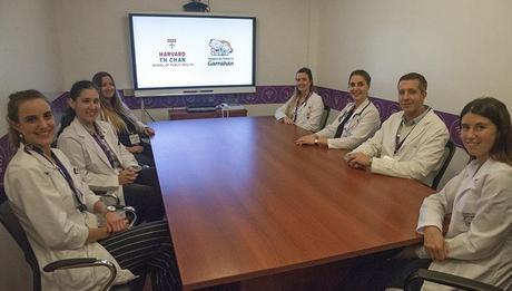Harvard elige al Garrahan como el primer hub en Argentina para dictar su programa de investigación clínica