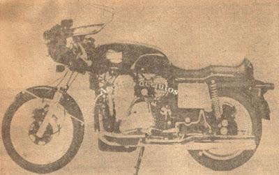 Münch 1200 TTS E de 1978