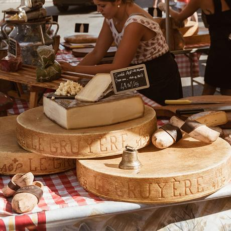 french-cheese-farmers-market-1 ▷ La guía definitiva para comer como un local en Francia