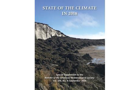 Suplemento Especial al Boletín de la Sociedad Meteorológica Americana: Estado del Clima en 2018
