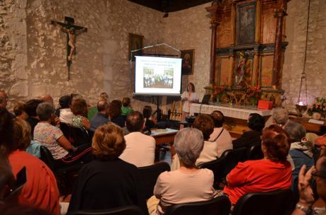 Conferencia en Olombrada: Los danzantes de enagüillas en la provincia de Segovia