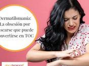Dermatilomanía: peligroso rascarse hasta dañar piel