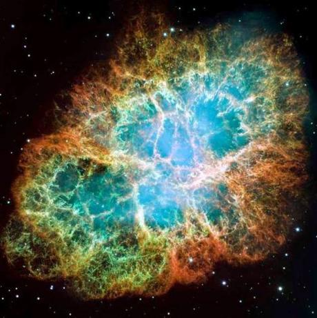 Una estrella de neutrones expulsada de la Vía Láctea