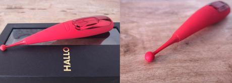 Estimulador de clítoris Focus Touch de la marca Hallo