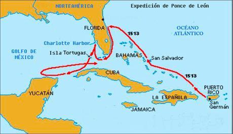 Corraleños en la Conquista de la Florida