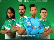 Capitanes @realracingclub para temporada 19/20
