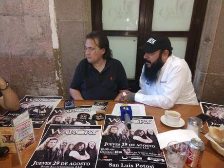 WarCry regresa a San Luis Potosí, se presentará en el Bunker