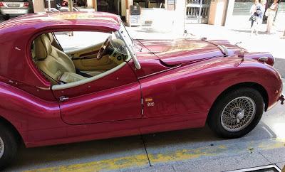 No cars go + Lluvia fina  + Agatha