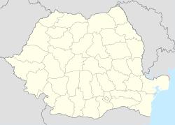 Petroșani is located in Romania