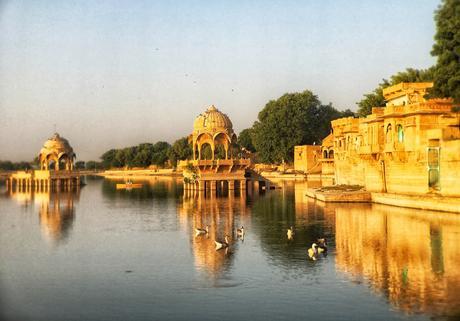 Jaisalmer-Rajasthan ▷ Viajes femeninos en solitario en la India: ¿es seguro?