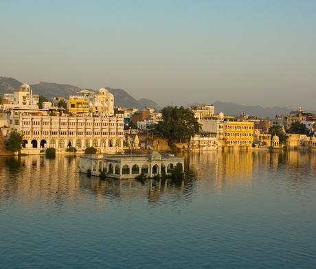 Udaipur-Rajasthan ▷ Viajes femeninos en solitario en la India: ¿es seguro?