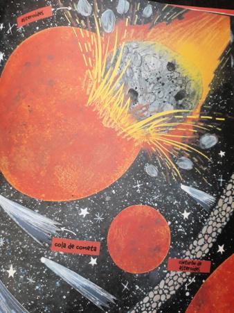 Hoy leemos: La historia del espacio