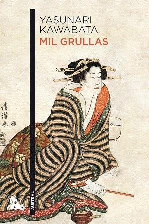 Mil grullas - Yasunari Kawabata