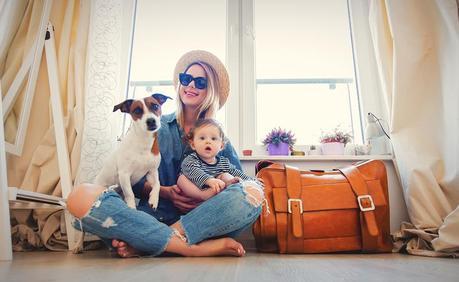 Viajar con bebés y niños: cuidados y elección de destino
