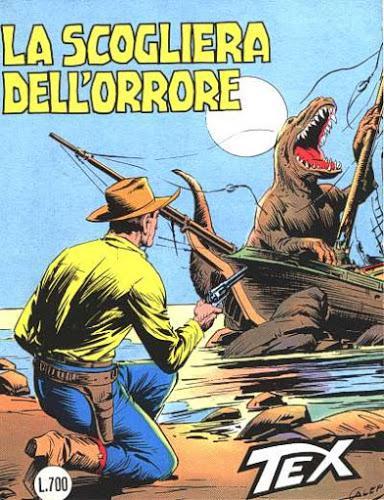 Bonelli: Fumetti e Dinosauri (I)