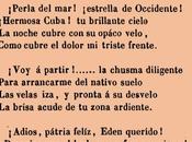 PARTIR»Primera composición poética, conocida, escrita...