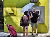 Barcelona (Camp L´Arpa): Servicio parasol