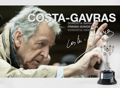 Un Premio Donostia de la 67ª edición rinde homenaje al cine comprometido de Costa-Gavras