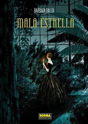 MALA ESTRELLA: ¡Una novela gráfica muy hermosa!