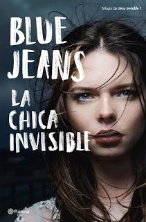 Reseña: La chica invisible, Blue Jeans